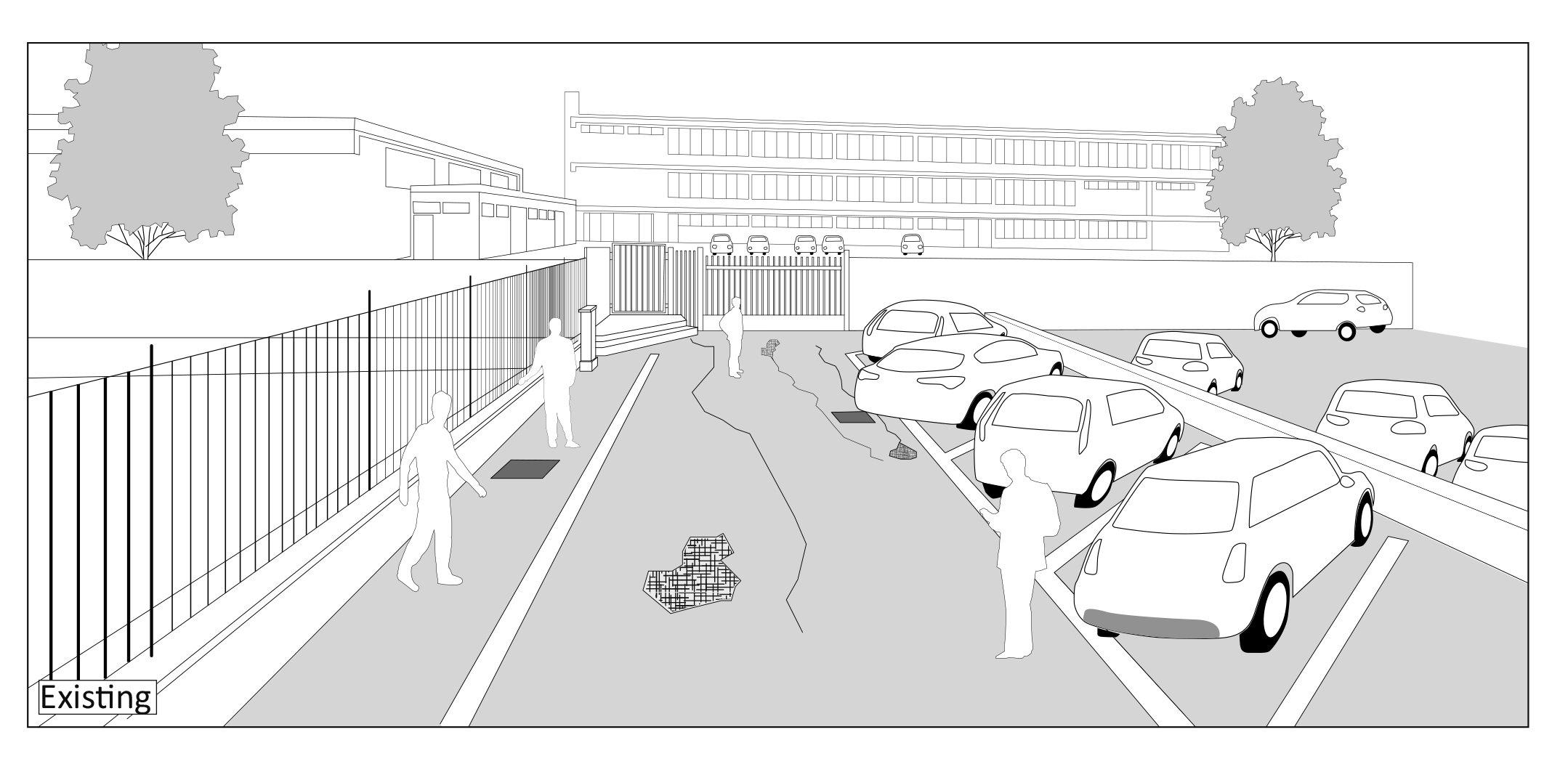 """Ingresso scuola: situazione attuale - Estratto da """"Street for pupils"""""""
